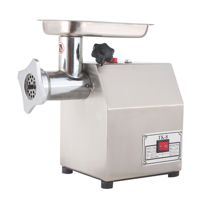 TK-8 Fully automatic multi-function stainless steel electric meat grinder